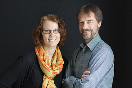 Donna Tennant & Bill Derksen | Tennant Derksen Creative Strategies